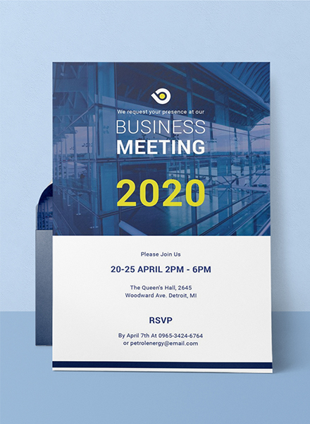 invitation letter examples and templates for business meetings