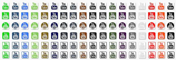 ZippySig Icons YouTube